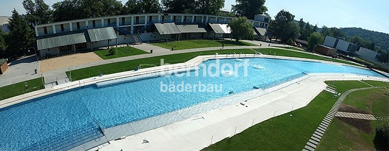 World´s largest stainless steel swimming pool - Berndorf ...